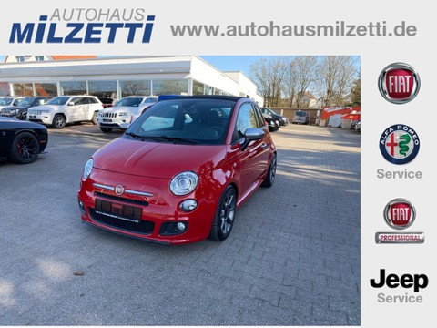 Fiat 500C 1.3 S MJET 119mtl WINTER