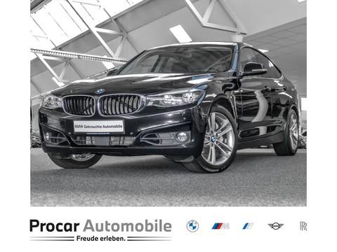 BMW 335 d xDrive Sport Line Display NavigationAktive Geschwindigkeitsregelung Stop&Go-Funktion