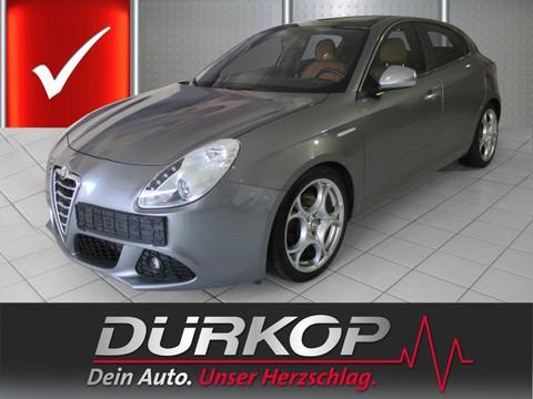 Alfa Romeo Giulietta 2.0 JTDM Turismo TCT Eibach
