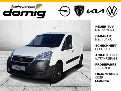 Peugeot Partner Premium L1 75