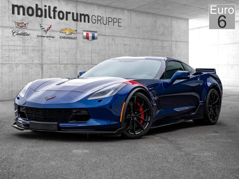 Corvette C7 2.9 Grand Sport V8 MT Z07 EFF