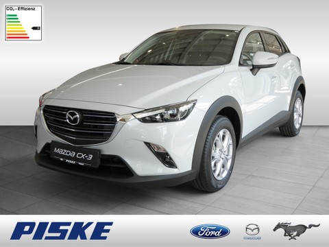 Mazda CX-3 121 FWD Exclusive-Line