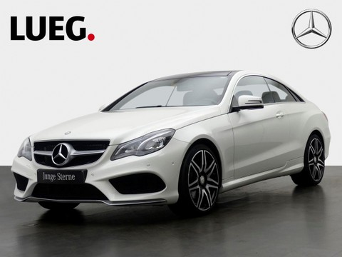 Mercedes-Benz E 320 AMG AMG Line Plus Coupe