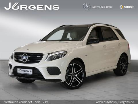 Mercedes GLE 450 AMG Fond-Entertain Key
