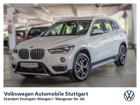 BMW X1 xDrive 25d xLine Automatik