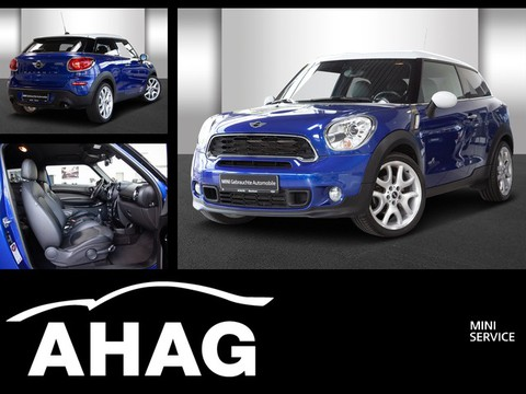 MINI Cooper S Paceman ALL4 RFT
