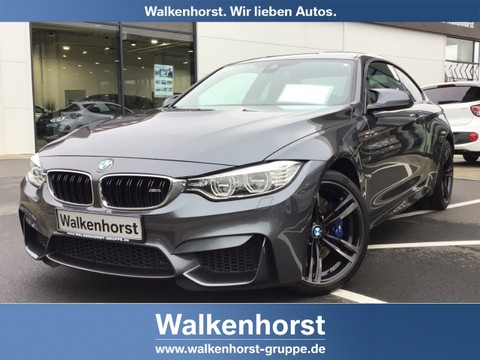 BMW M4 Coupe M-Drivers-Pakage