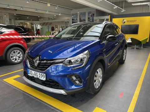 Renault Captur 9.3 TCe 130 GPF INTENS Zoll