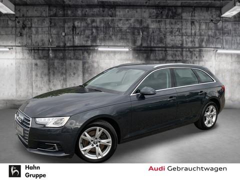 Audi A4 2.0 TDI Avant sport Entry
