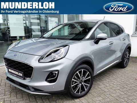 Ford Puma undefined