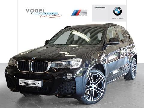 BMW X3 xDrive20d Modell M Sport Prof Display Driving Assistant Plus Speed Limit Info Lichtpaket Sonnenschutzverglasung