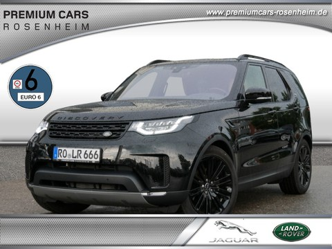 Land Rover Discovery 3.0 Td6 HSE Luxury - TOP-Ausstattung