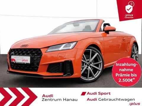 Audi TT Roadster 45 TFSI quattro S-LINE UPE68T S-SITZE NACK-HEIZUNG
