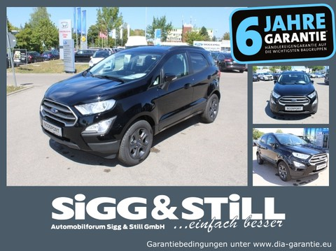 Ford EcoSport 1.0 L Cool&Connect
