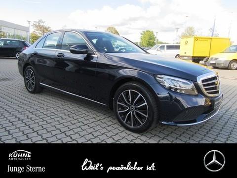 Mercedes-Benz C 200 d Exclusive Avantgarde Ambiente HighEnd