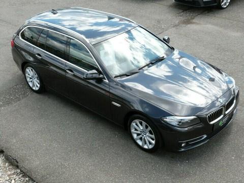 BMW 520 520d LUXURY LEDE