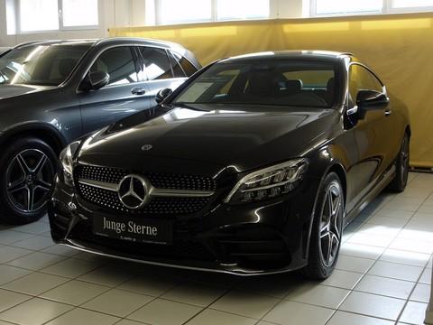 Mercedes-Benz C 180 Coupé AMG Line