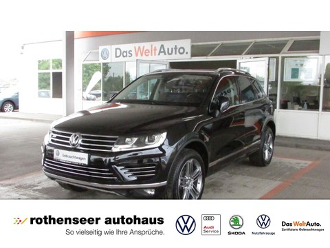 Volkswagen Touareg 3.0 TDI V6 R-Line