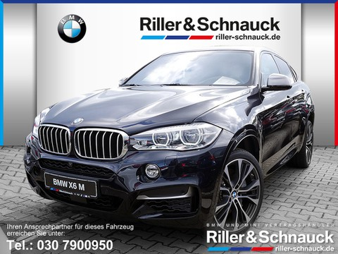 BMW X6 M50 dA 2 K SITZBELÜFTUNG