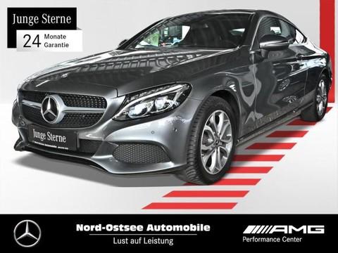 Mercedes-Benz C 180 Coupé