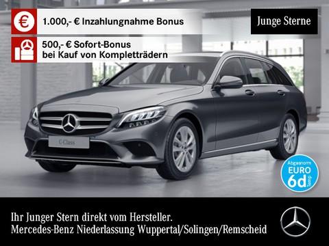 Mercedes-Benz C 180 T Avantgarde Spurhalt SpurPak