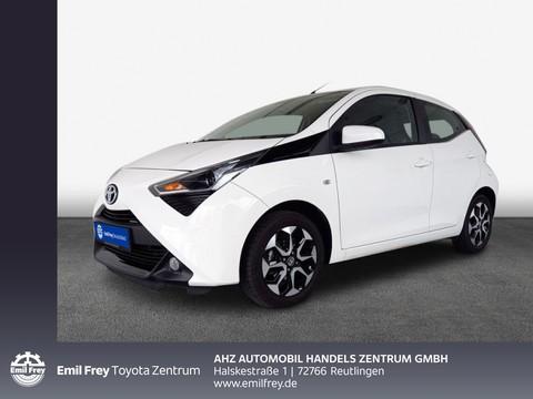 Toyota Aygo x-shift x-play club