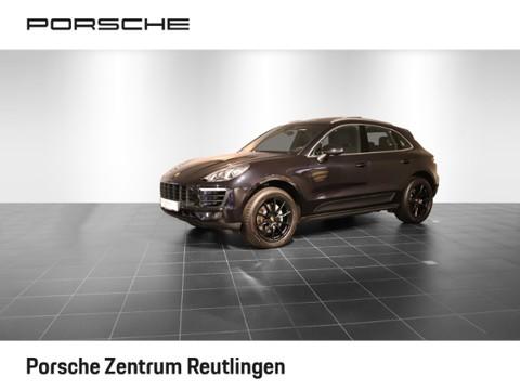 Porsche Macan S ®