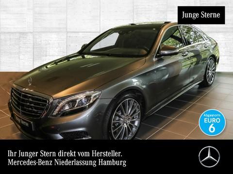 Mercedes-Benz S 500 AMG Fahrass °