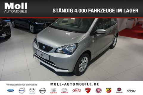 Seat Mii 1.0 Chic You&Mii Music Plus hinten
