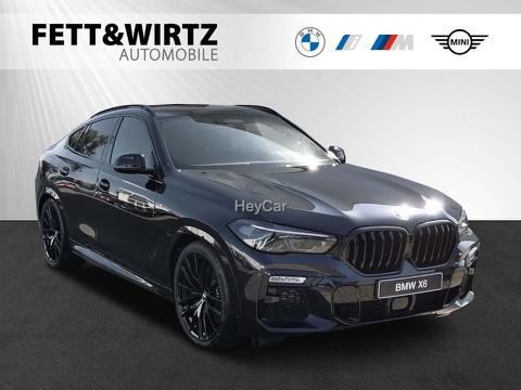 BMW X6 xDrive30d M Sport 22 Laser HiFi DA PA