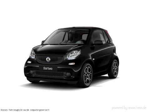 smart ForTwo cabrio Cool u Audio