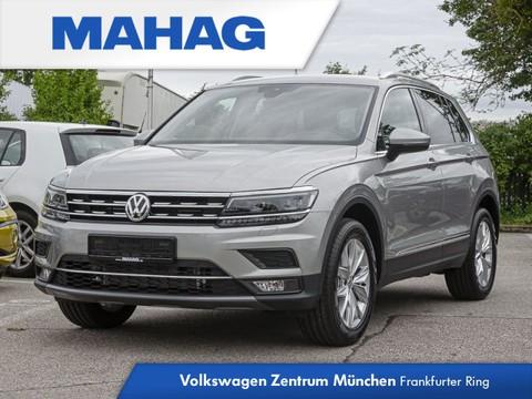 Volkswagen Tiguan 2.0 TSI Highline Fahrerassistenz Paket Plus Highline