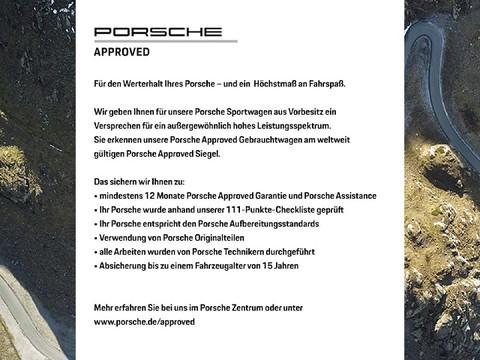 Porsche Cayenne E-Hybrid Massagesitze 21-Zoll