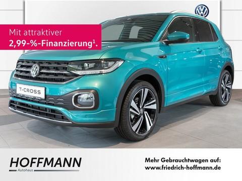 Volkswagen T-Cross 1.0 TSI Style R-Line