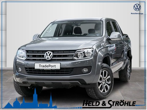 Volkswagen Amarok 2.0 TDI DoubleCab Canyon