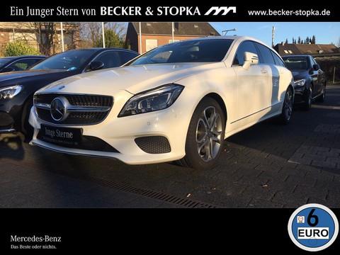 Mercedes CLS 400 Shooting Brake Sport Drivers Pack