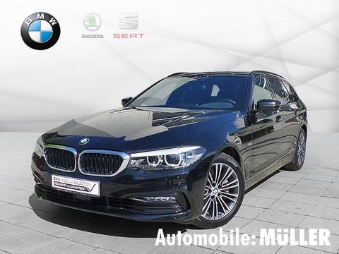 BMW 530 d Sport Line Ferngesteuertes Parken