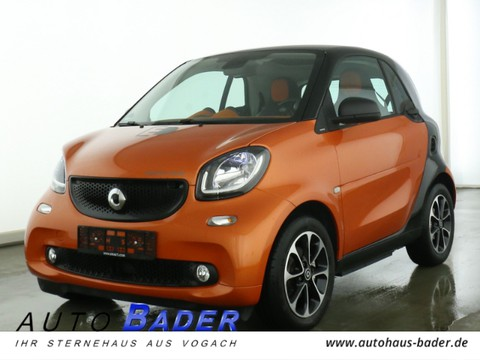 smart ForTwo Coupe electric drive Passion