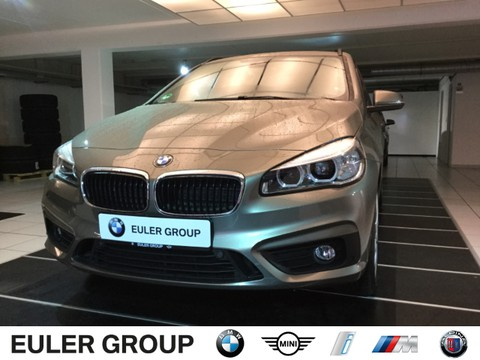 BMW 220 Active Tourer d xDrive El Multif Lenkrad