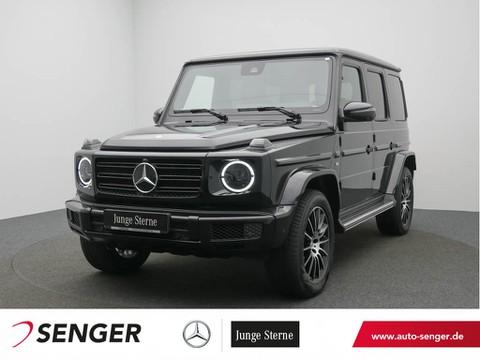 Mercedes-Benz G 500 AMG Line Nigt-Paket