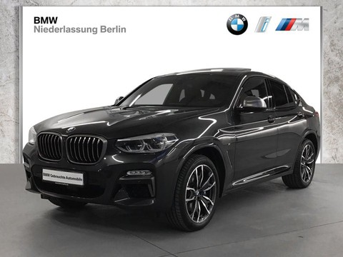 BMW X4 M40 d EU6d Prof