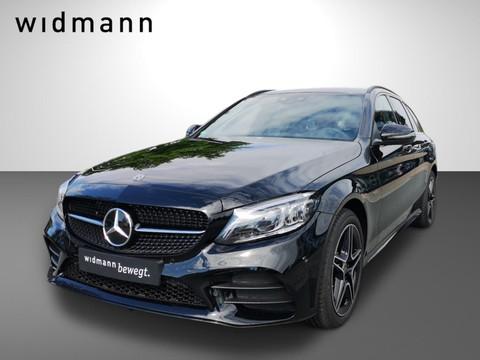 Mercedes-Benz C 300 e Night-P LMR18 Advance