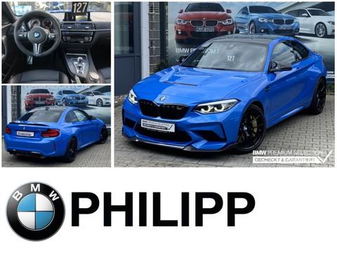BMW M2 CS Carbon--Bremse Lenkrad