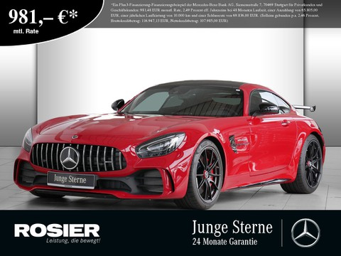 Mercedes-Benz AMG GT R undefined