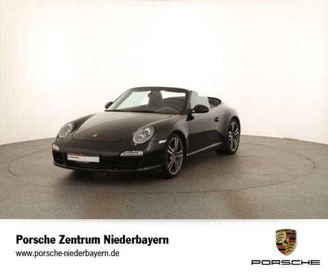 Porsche 997 (911) Carrera Cabriolet Black Edition