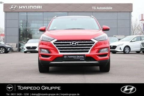 Hyundai Tucson 1.6 T M T PREMIUM Pake