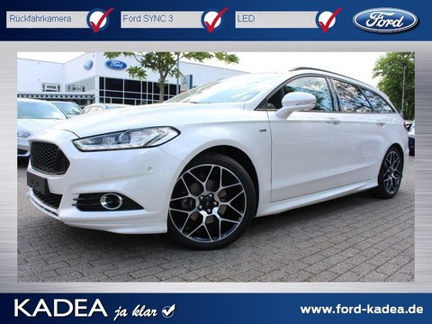 Ford Mondeo 2.0 ST-Line ||ToterWinkel|CityStop