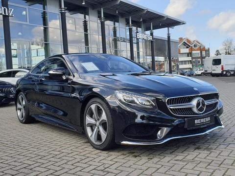 Mercedes-Benz S 500 Coupé AMG Sitzklima Designo