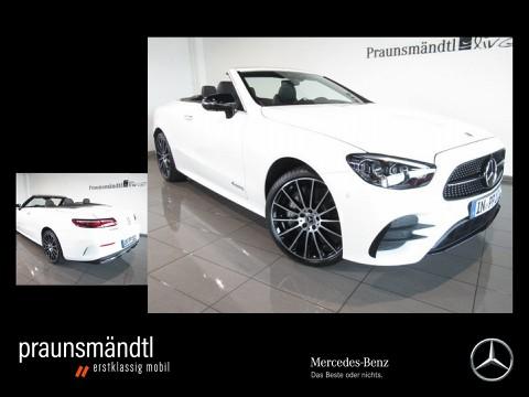 Mercedes-Benz E 450 Cabrio AMG Night DISTRO MEM