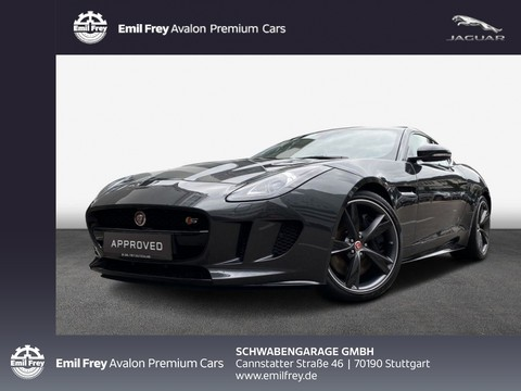 Jaguar F-Type Coupe AWD S